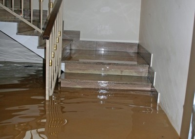 Burlingameflood-in-house