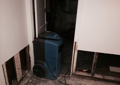 Burlingamewater-damage-restoration-machine