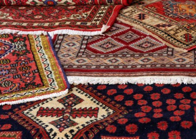 ancient handmade carpets and rugs-Burlingame